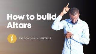 How to Built an Altar part 1 || Satanist Confession || Prophet Passion Java