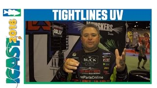 Tightlines UV BIG JOHN Sow Worm with Elite Series Pro Bill Lowen | ICAST 2016
