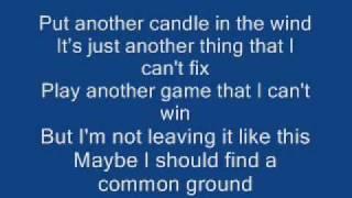 Uncle Kracker - I'm not leaving (lyrics)