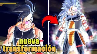 Nueva Transformacion ULTRA INSTINTO de NIVEL 3 - Dragon Ball Xenoverse 2