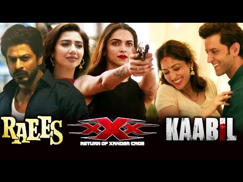 Deepika Padukone's XXX AVOIDS Clash With RAEES & KAABIL
