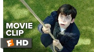 Miss Peregrine's Home for Peculiar Children Movie CLIP - Hold Tight (2016) - Asa Butterfield Movie
