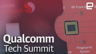 Qualcomm Tech Summit 2017 in under 4 minutes