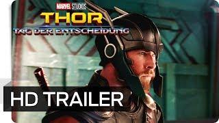 THOR: TAG DER ENTSCHEIDUNG - 2. Offizieller Trailer (deutsch | german) | Marvel HD