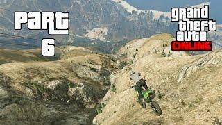 GTA 5 Online - Tập 6: Đua xe trên núi (Hiuf Beos Funny Moments)