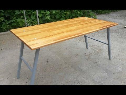 Разборные столы для пикника своими руками 45