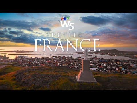 W5 France s best kept secret in North America