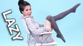 OUTFIT IDEAS | Lazy & Cute Lookbook