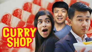 Ronny Chieng and Mike Chen Explain Curry Hot Pot   Curry Shop