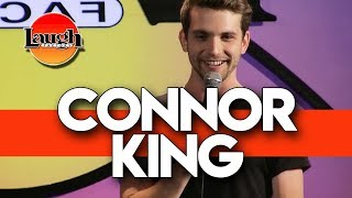 Connor King | Stepdads and Sisters | Laugh Factory Chicago Stand Up Comedy