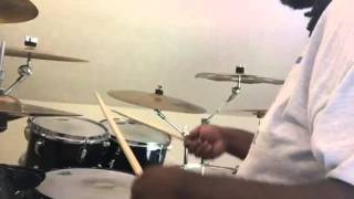 Fill me Up drum cover by Casey J