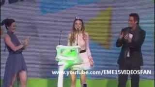 EME15 en KCAMex 2012 - Paulina Goto Actriz Favorita por Valentina Contreras [Parte 10/13]