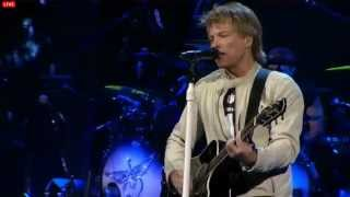 Bon Jovi - LiveStream from Cleveland - March 09 / 2013 | Full show - Part1