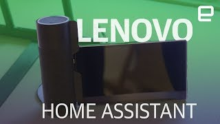 Lenovo Home Assistant Pack first look at IFA 2017
