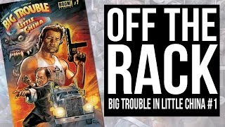 There's BIG TROUBLE IN LITTLE CHINA on Off the Rack