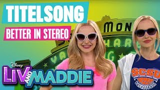 LIV & MADDIE 🙋🏼💁🏼 Titelsong 🎵 Staffel 4 | Disney Channel Songs