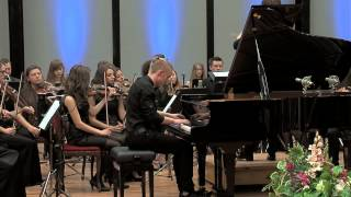 Sergei Rachmaninoff - Piano Concerto F-sharp minor No. 1 Vivace