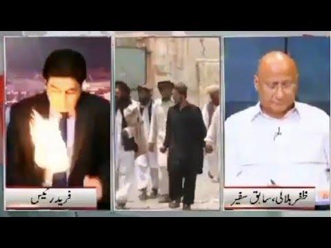 Xxx Mp4 Hot Discussion Victim FIREBALL Hits Pakistani News Presenter During Live Debate VIDEO 3gp Sex