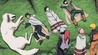 REVIEW: Naruto Shippuden Episode 217 - Kiba Complains & Killer Bee Raps!