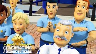 Fireman Sam New Episodes   The Royal Episode - Fireman Sam 30th Anniversary   New Season 11 🚒 🔥