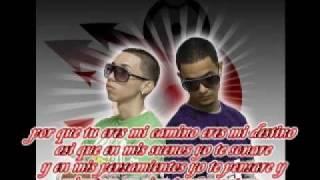 White Noise & D-anel Ft Yuseff - Por que te vas (Official Remix) Lirica