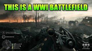 This Is How I Always Imagined Battlefield 1   Apocalypse DLC Maps & Weapons
