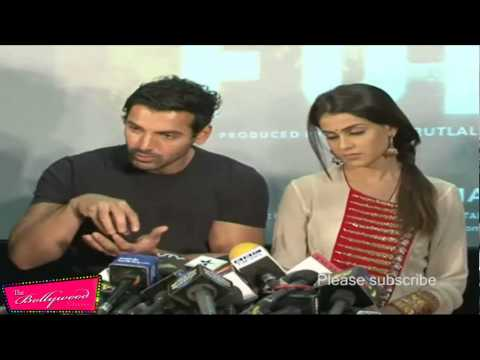 Xxx Mp4 John Abraham All Praises Afghanistan His President At Force Promotional Eventa 3gp Sex