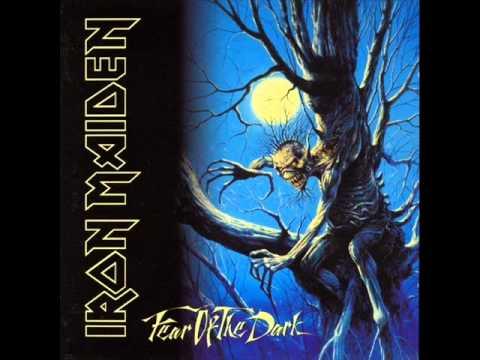 Iron Maiden Fear of The Dark HQ