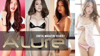 A'Lure Digital Magazine Issue 01 | June 2016