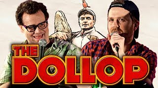 ATTACKED BY INDIANS! Larcena Pennington SURVIVED: The Dollop With Dave Anthony & Gareth Reynolds