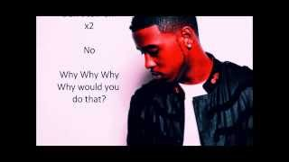 Jeremih ft YG Don't tell 'em (LYRICS)