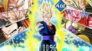 ALL MAX SA: Mono AGL-100% Super Vegito Leads! INSANE DUPE SYSTEM ACTION!