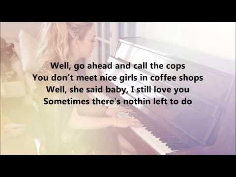 Emily Kinney - Hold On Lyrics