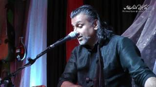 Vishal Vaid, Live , London (Soorat Naparastam man . . . صـــورت نپــــرستم مــــن)