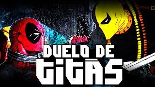 Deadpool VS. Exterminador | Duelo de Titãs