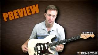 Tera Rasta Mein Chhodoon Na (Chennai Express) Guitar Lesson (PREVIEW)