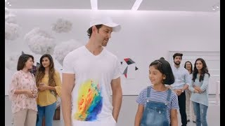 Hrithik Roshan Best TVC  Advertising collection