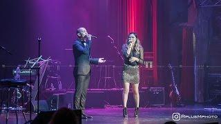 THE PRAYER (LIVE) Jessica Sanchez/American Idol finalist & Mikey Bustos/Canadian Idol finalist