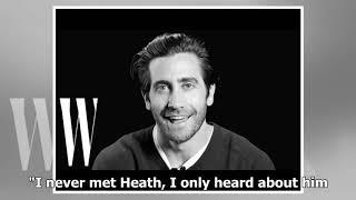 Jake Gyllenhaal recalls first time he met friend Heath Ledger