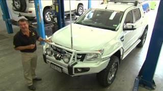 ARB Ford Ranger Buildup