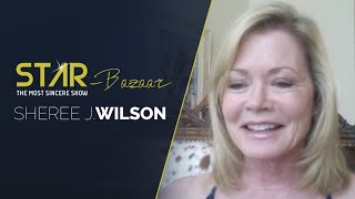 STAR-Bazaar SHOW: Sheree J. Wilson Interview (Walker, Texas Ranger)