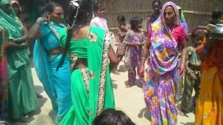Village saadi dance