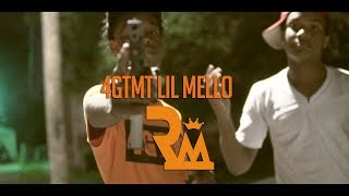 4GTMT Lil Mello - INTRO [Official Music Video] Shot By @QuanProduction