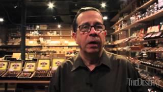 Jose Blanco of Joya De Nicaragua about the CyB Cigar