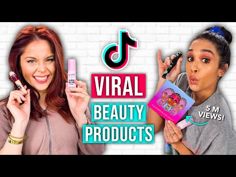 Is Viral TikTok Makeup Worth the Hype NYX e.l.f. & MORE