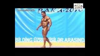 الشحات مبروك2010 ( bodybuilder elshahat mabrouk)