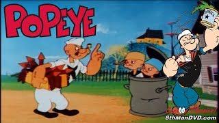 POPEYE THE SAILOR MAN: Patriotic Popeye (1957) (Remastered) (HD 1080p)