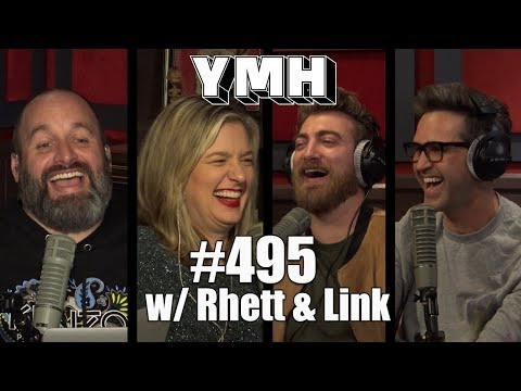 Xxx Mp4 Your Mom 39 S House Podcast Ep 495 W Rhett Amp Link 3gp Sex