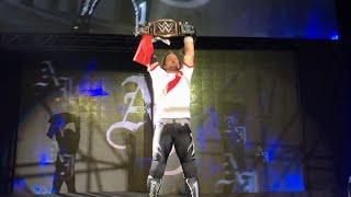 AJ Styles feels Phenomenal in Lima, Peru