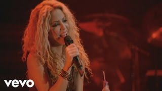 Shakira - Tú (from Live & Off the Record)